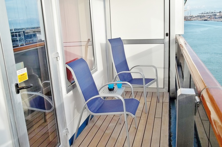 Balcony carnival valor cruise pinterest for Cruise balcony