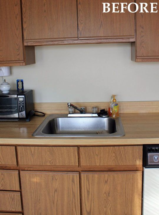 Before And After Dana amp Ryans Galley Kitchen Makeover