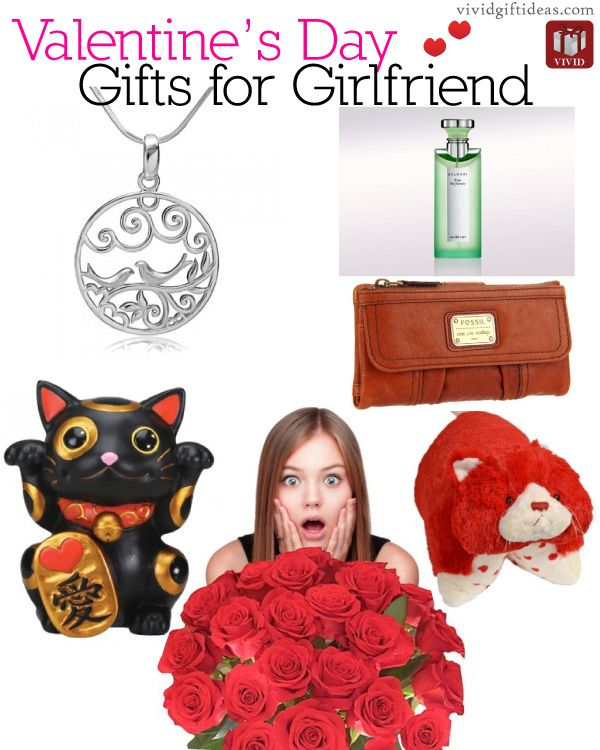 Romantic valentines gifts for girlfriend 2014 for Valentines day gifts for your girlfriend