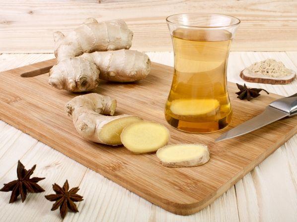 Remedios caseros para la gastritis | Medicina Natural jengibre ...