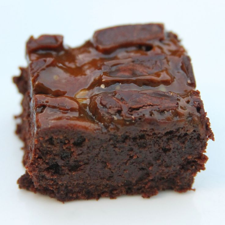Salted Caramel Chocolate Brownies Recipes — Dishmaps