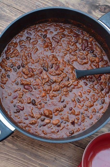 Halftime Chili | From Valerie's Kitchen