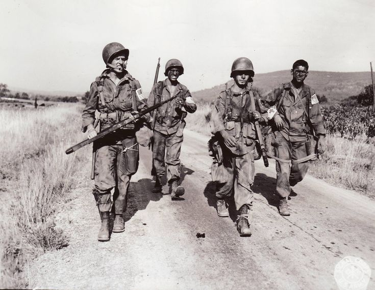 d-day guns