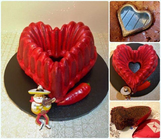 Mexican Hot Chocolate Bundt Cake | ♛ Chocolate ♛ | Pinterest