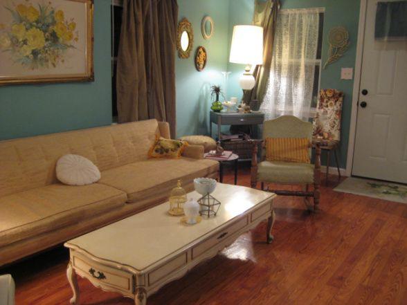 Turquoise Brown Living Room La Casa Ideal Pinterest