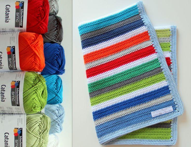 Crochet Patterns Kits : crochet kit baby blanket : pattern and yarn. $45,90, via Etsy.