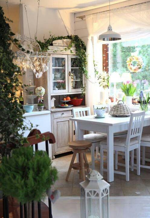 Cottage Style Kitchen Kitchens Pinterest