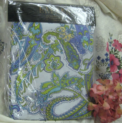 Sell one like this ralph lauren paisley shower curtain 72 x 72 in 100