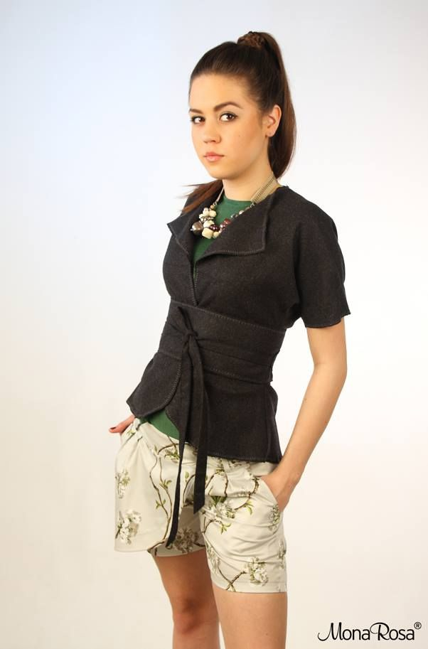 Mona Rosa jacket / Czech fashion