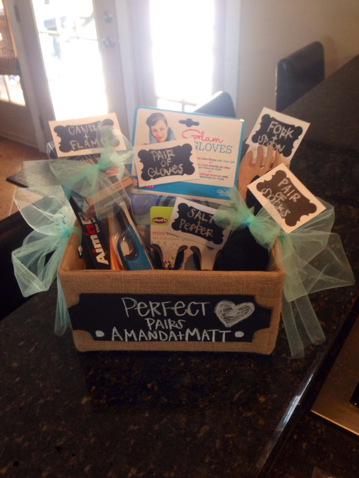 Wedding Shower Gift Diy : Great DIY bridal shower gift!!! Gift Ideas Pinterest