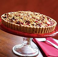 Cranberry-Almond Shortbread Tart Recipes — Dishmaps