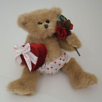valentine bear name