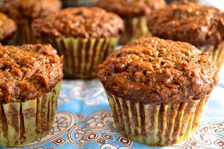... Wise Neistat (Cooking In Red Socks) ....Carrot and Raisin Bran Muffins