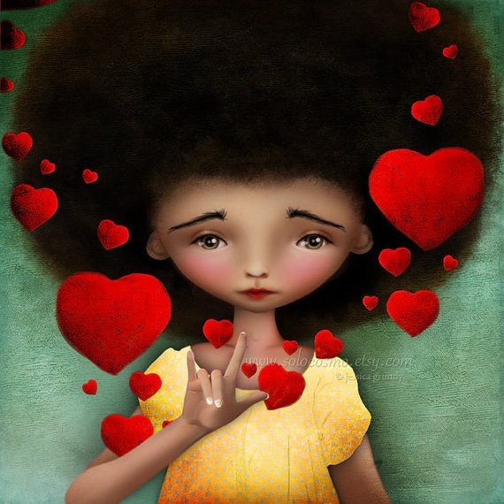 ...Afro Love