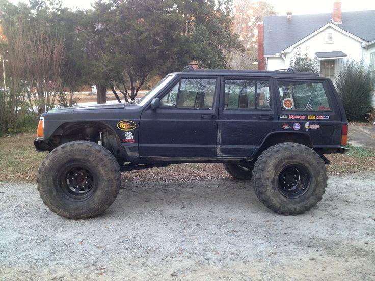 Xj Rock Crawler : My rock crawler xj jeep pinterest