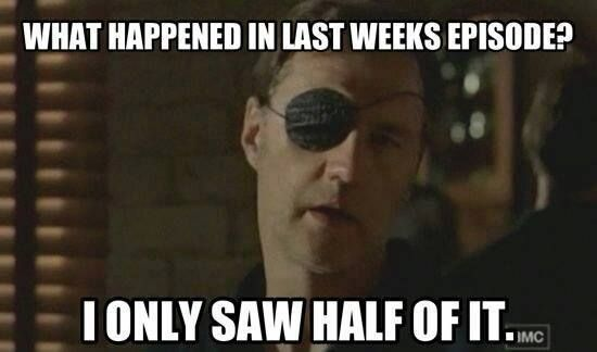 What happened in last weeks episode? I only saw half of it. [The Walking Dead, The Governor, LOL]