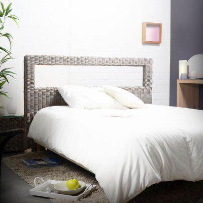 tete de lit la redoute. Black Bedroom Furniture Sets. Home Design Ideas