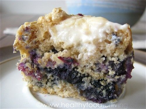 Blueberry Cream Cheese Muffins | Good Sweet's | Pinterest