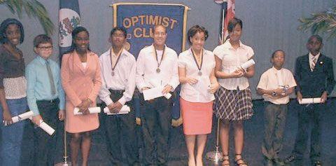 optimist international essay winners