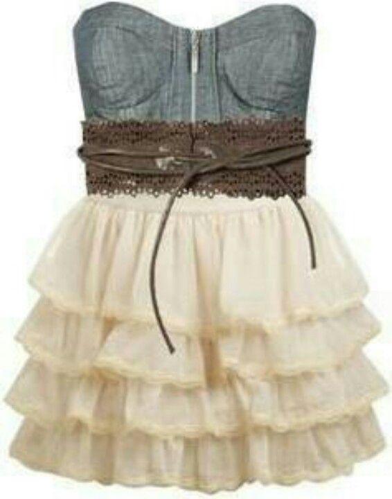 cute country dress dresses pinterest