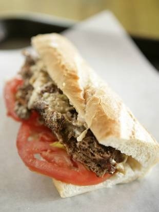 Steak sandwich features beef marinated in Guinness - Dallas News ...