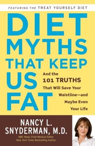 27 diet myths that keep us fat