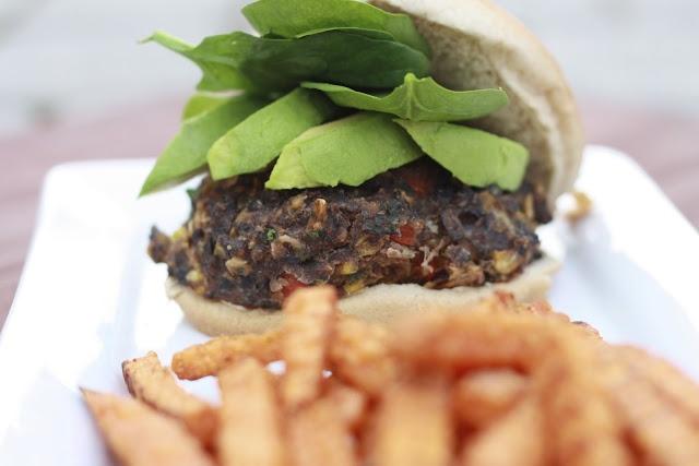 Black Bean-Corn Burger Recipes — Dishmaps