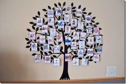 Printable Jesse Tree Advent ornaments | Jesse Tree | Pinterest