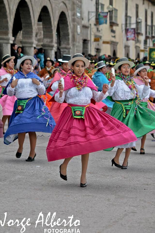 Carnaval Ayacuchano 2014 - Foto cortesía de Jorge Alberto