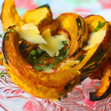Roasted Acorn Squash - Healthy Recipes for Fall - Shape Magazine