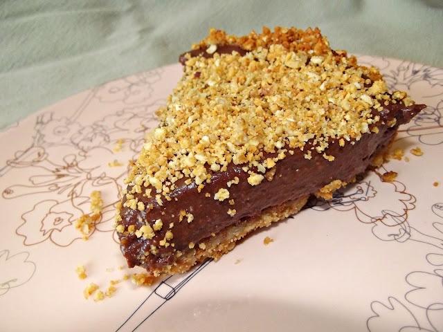 Chocolate Silk Pie | Death By Chocolate | Pinterest