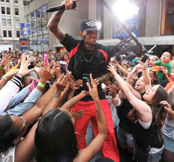 Chris Brown | GRAMMY.com