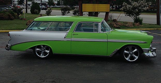 Fast N' Loud Before-and-After : | station wagons | Pinterest