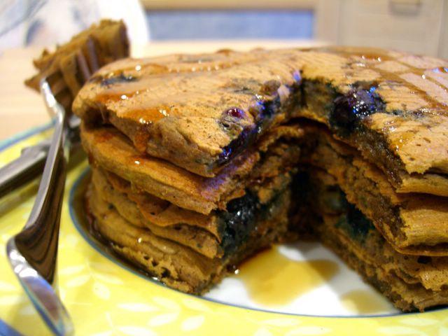 Yeasted Buckwheat Pancakes | Bake Me! | Pinterest