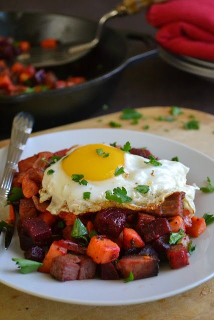 Red Flannel Hash | Food/Recipes/Cookbooks | Pinterest