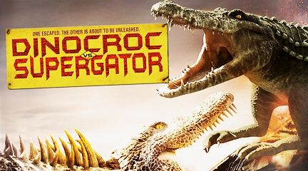 Dinocroc vs supergator b movies quot how bad can it bbbb quot pinterest
