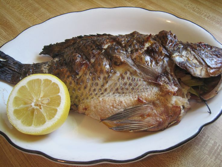 Grilled Whole Tilapia | BBQ ,Grilled or Smoked 1 | Pinterest