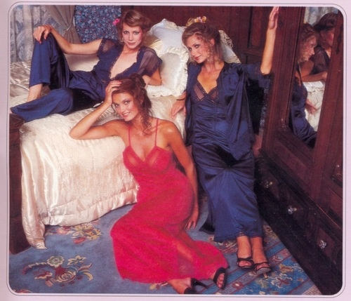 Victoria s secret lingerie 1979