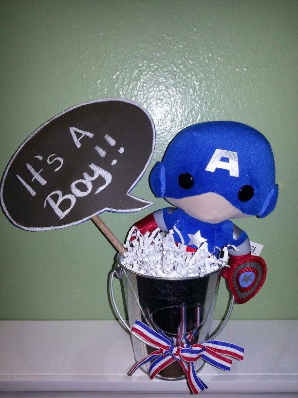 captain america avengers baby shower some day