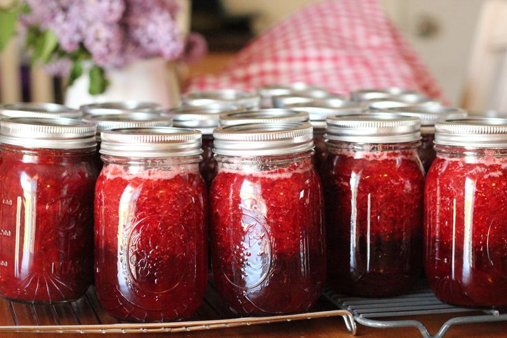Strawberry Chipotle Jam & Strawberry Jam Jars Because you know, I can ...
