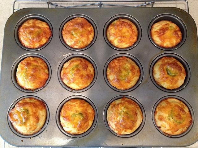... muffin-monday-jalapeno-cheddar-parmesan-cornbread by Jodiness, via