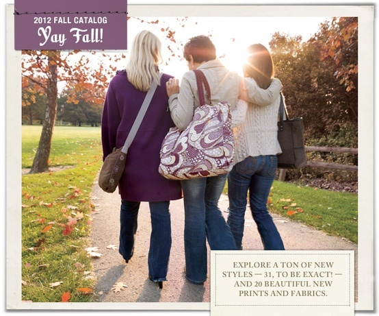 New Thirty-One Fall Catalog