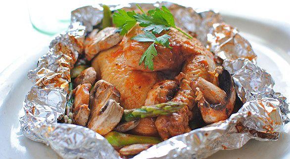 Chicken Dinner To Die For   Recipe