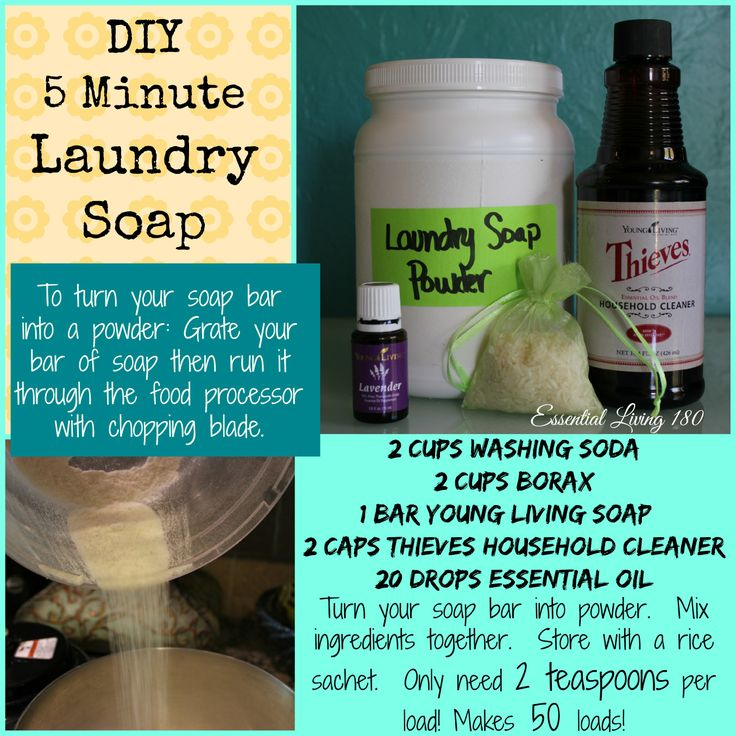 I 39 ve been making our family 39 s laundry soap with a simple liquid recipe but it is time consuming - Many times can reuse frying oil ...