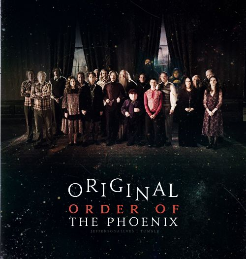 The Original Order of the Phoenix <3