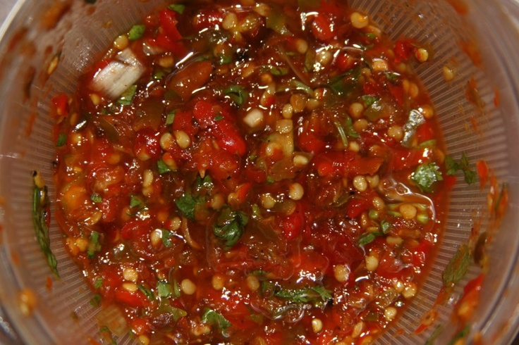 Thai chili pepper with cilantro, lime, and fish sauce. Droolz! #Thai # ...