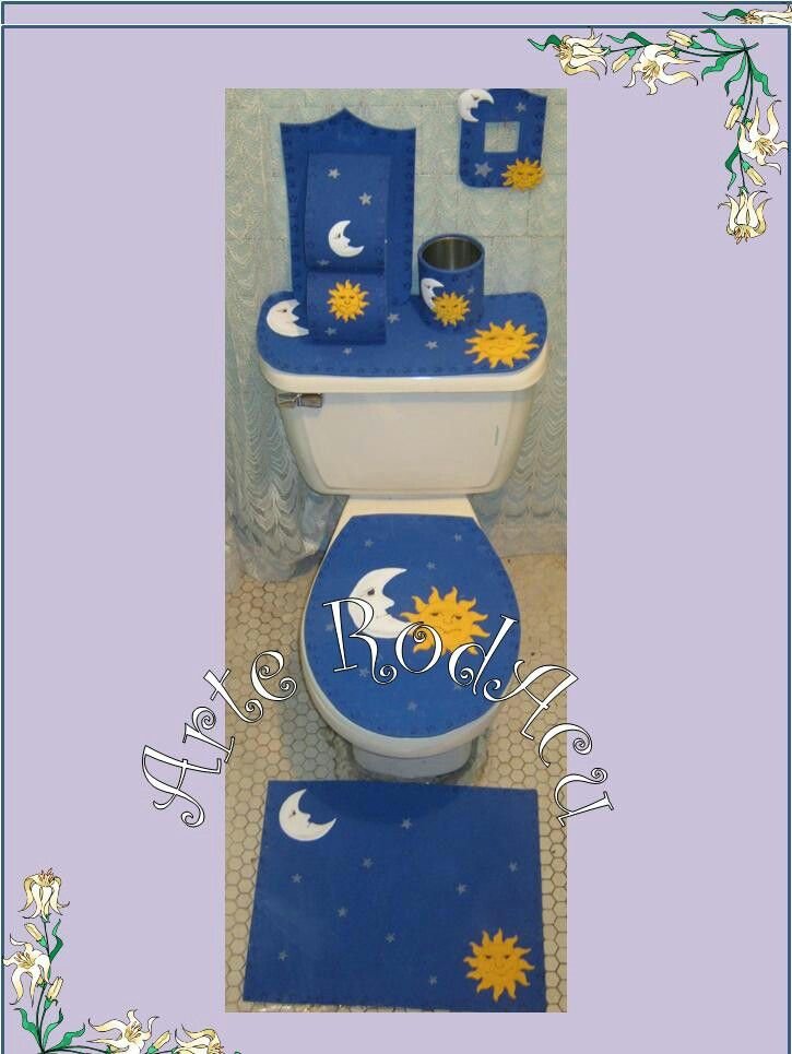 Decoracion De Baño En Fomi:Juegos de baño en foami
