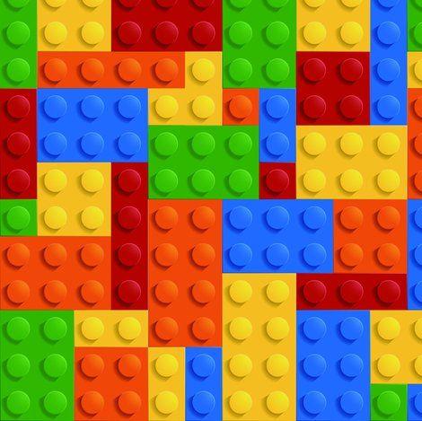 Lego Fabric Let S Go Lego Pinterest