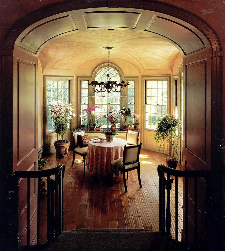 Beautiful sunroom! | Sunrooms | Pinterest