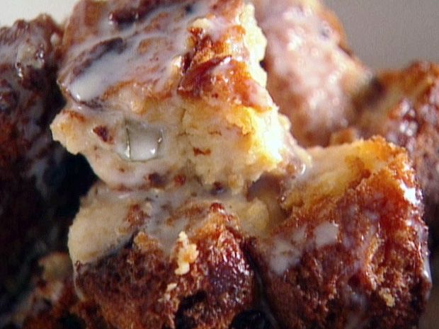Panettone Bread Pudding with Amaretto Sauce Recipe : I've made this ...